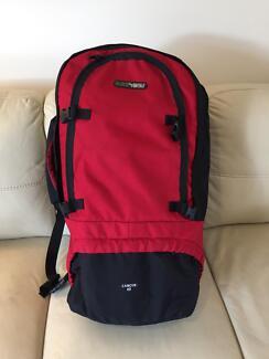 Blackwolf Cancun 80L Hiking Bag/Backpack - Red
