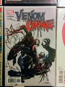 Spiderman & Venom #1 comics- Noir, Venom Vs Carnage, Venom Shiver Tuart Hill Stirling Area Preview