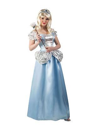 Kostüm für Erwachsene Prinzessin Maribel Party - Für Erwachsene Prinzessin Kostüm