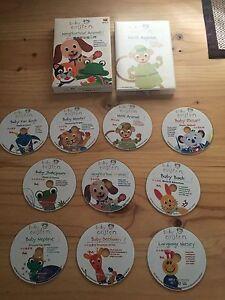 Baby Einstein dvd box set Dingley Village Kingston Area Preview