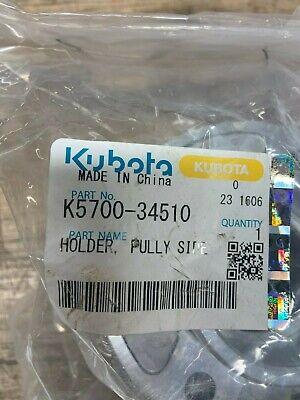 Gebuine Kubota Idler Pulley G2610, RCK48
