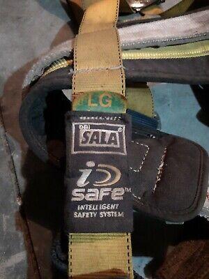 Dbi Sala Safety Harness Large