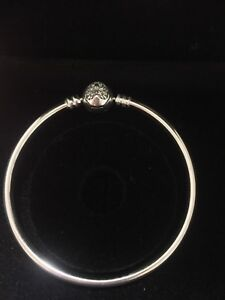 Pandora Limited Edition Silver Bracelet with Charm