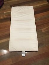 KANGAROO CRADLE baby bed MATTRESS - 92x46 baby bunting RRP$ Aspendale Gardens Kingston Area Preview