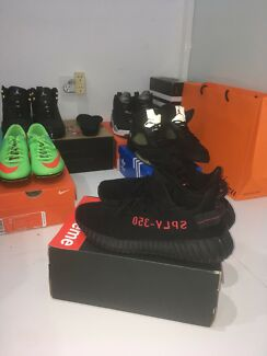 Authentic Yeezy Breds🔥💥 Get a STEAL price !
