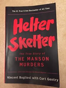 Helter Skelter-The Manson Murders-true crime