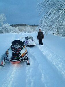 Arctic cat zrt 600 triple.