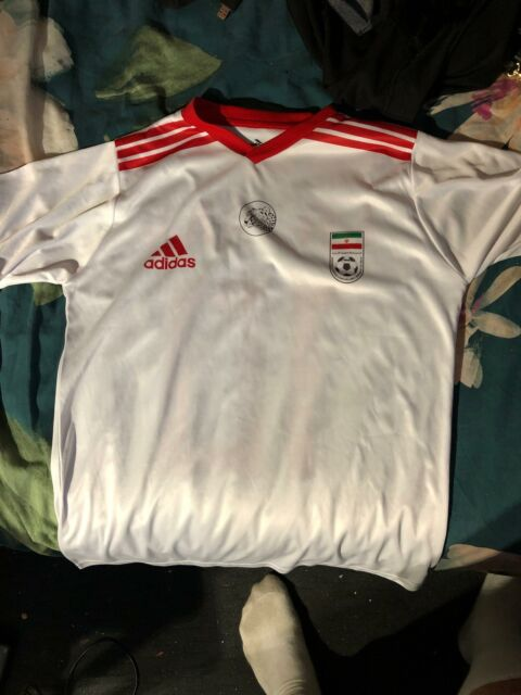 separation shoes 294e6 d726b Shirt Adidas Iran soccer   Tops   Gumtree Australia Belmont ...