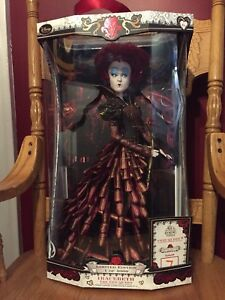 Disney limited edition Iracebeth/ The Red Queen