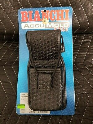 New Bianchi Police Elite 7914s Universal Radio Holder With Swivel