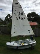 Sabot sailing dingy Mount Nelson Hobart City Preview