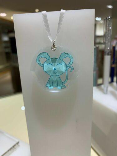 Swarovski Crystal Promotional Chinese RAT Ornament Zodiac #5546238 NIB!