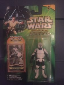 Star Wars Power of the Force Scout Trooper