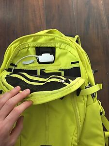 North face surge back pack