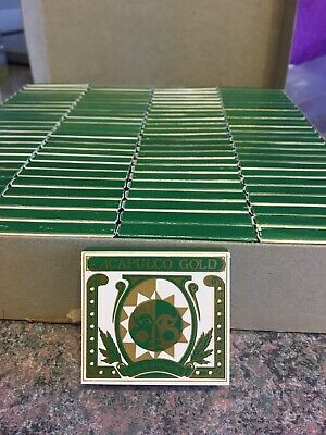 Acapulco Gold Rolling Papers Very Rare Single Pack Very Rare Pack