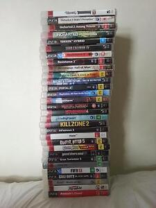 Playstation 3 and 30+ games. Sydney City Inner Sydney Preview