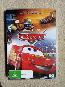 Cars DVD Movie Wantirna Knox Area Preview