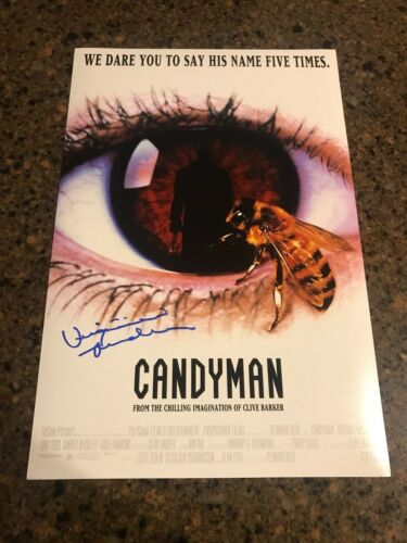 * VIRGINIA MADSEN * signed autographed 12x18 photo poster * CANDYMAN * 1