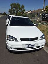 Holden astra cd 2004 with RWC North Melbourne Melbourne City Preview
