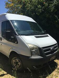 2008 ford transit fridge van Bayswater Bayswater Area Preview