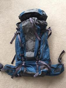 MEC Ibex 65 mens long backpack (size large) – Good Condition Southbank Melbourne City Preview