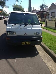 For sale Mitsubishi express 2.0 .2004 model Canada Bay Canada Bay Area Preview