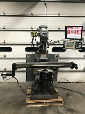 Bridgeport Eztrak Series Ii Special 11x58 2 Axis Cnc Milling Machine Sx Ii