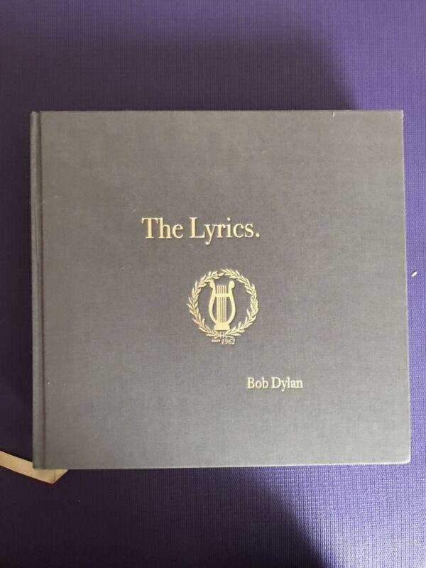 BOB DYLAN LYRICS (1962-2012)