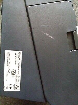 Espon Tm-t88iiip Black Pos Thermal Printer Parallel