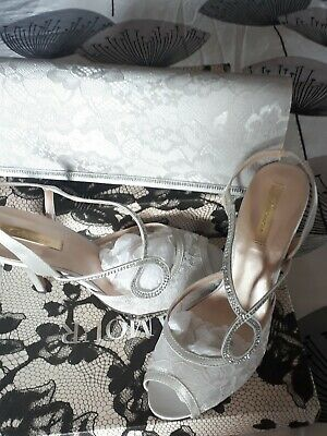 Matching shoes and bag size 5 Brand New