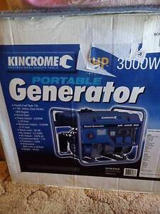 kincrome generator 3000w Jericho Central Highlands Preview