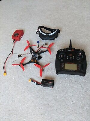 FPV Racing Drone (Prebuilt)**Outlying and Goggles Included**