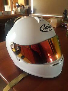 Arai gp-6s XL helmet Legana West Tamar Preview