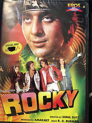 Rocky  Dvd  Eros International  Hindu Language  English Subtitles  New