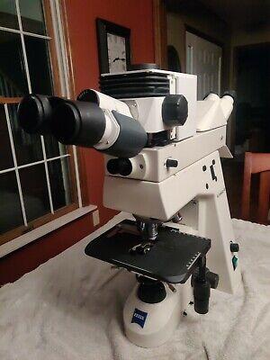 Zeiss Microscope Axioskop