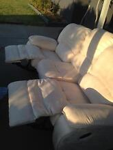 Sofa recliner set (3 pcs) JUST PROF CLEANED Craigie Joondalup Area Preview