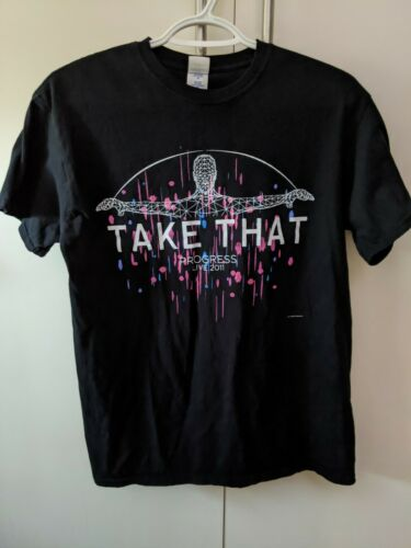 Tate That Propgress Live 2011 (W/ Robot Man) T-Shirt - Med - New/Unworn