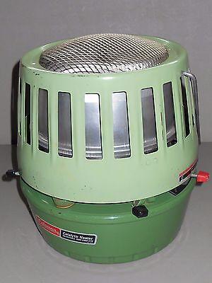 Coleman Tent Heaters - Coleman Catalytic Fuel Heater Avocado Green Tent Camper Camp Trailer Camping