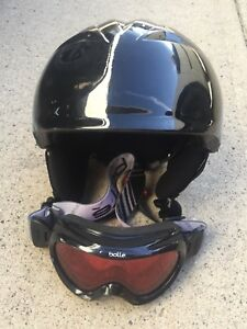 Kids small ski helmet