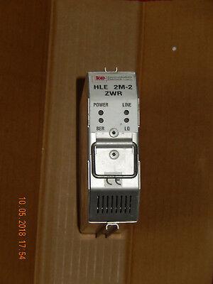 KE Kommunikations Elektronik 37840762 HLE 2M-2ZWR, TOP Zustand, gebraucht gebraucht kaufen  Aull
