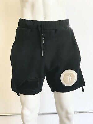 11 by Boris Bidjan Saberi Men's Black Wool Shorts Size S Pre-Owned Rick Owens