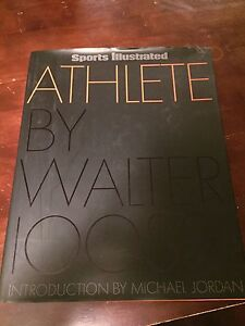 Hard cover sports illustrated book