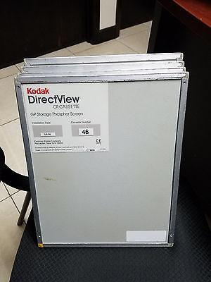Kodak Dryview Cr Cassette 24x30cm