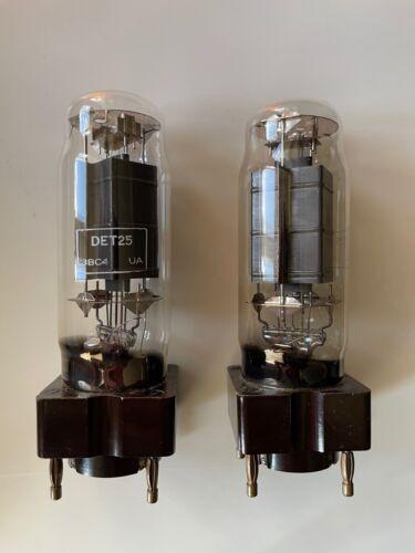 A pair of DET25 Marconi Osram GEC tubes