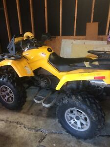 2006 canam outlander forsale