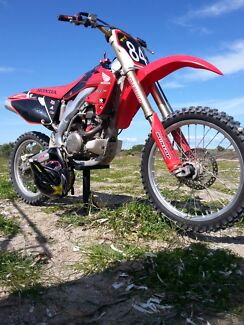 Swap my 05 CRF450R for a roadbike 250cc up!! Wallaroo Copper Coast Preview