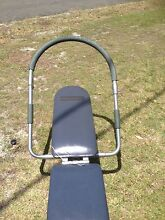 Exercises sit-up machine Tea Gardens Great Lakes Area Preview