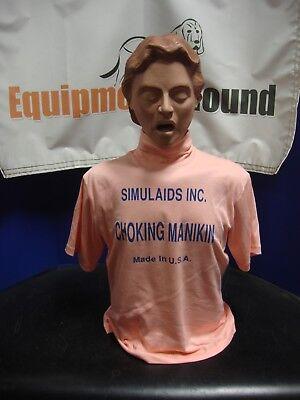 Simulaids Choking Manikin Pink 1
