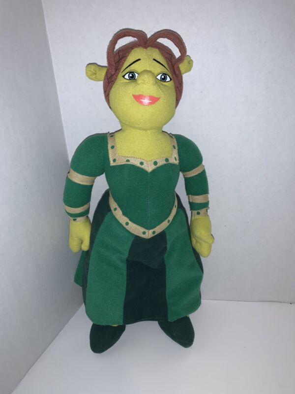 Shrek 2 Princess Fiona Ogre Plush DreamWorks - Nanco Stuffed Doll 2004