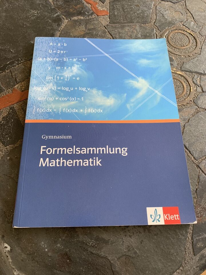 Formelsammlung Mathematik Gymnasium in Bielefeld - Schildesche